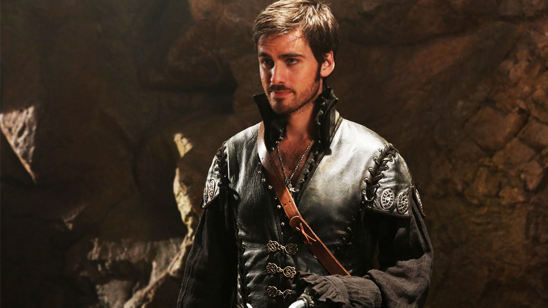 Once Upon a Time Favorite Character Moments: Killian Jones/Captain Hook |  The Girly Nerd