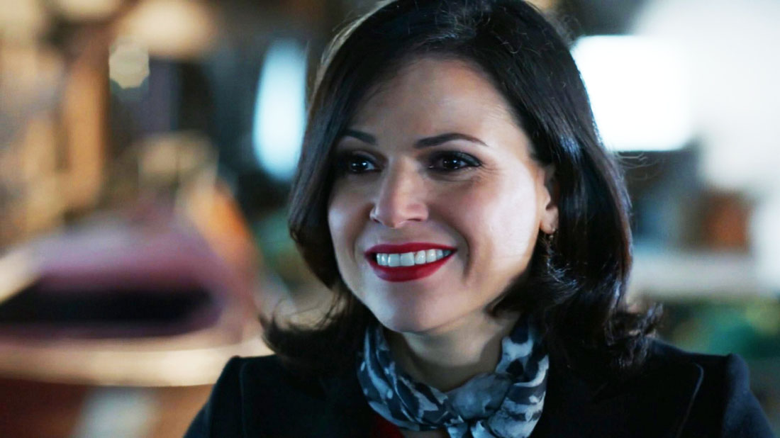 Once Upon a Time Favorite Character Moments: Regina Mills