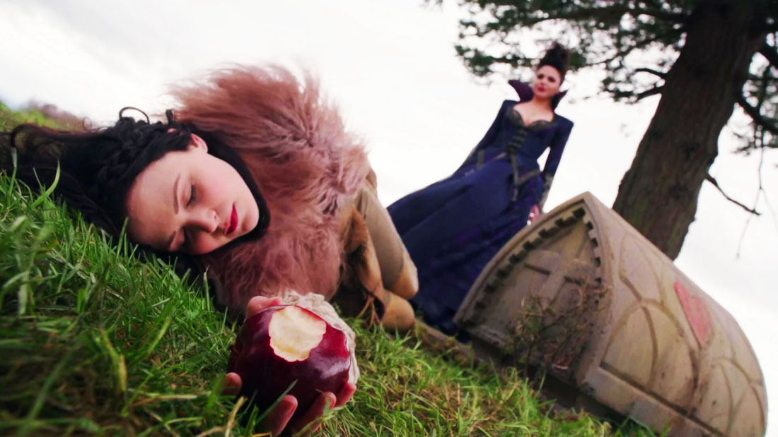 Once Upon a Time Favorite Character Moments: Snow White/Mary