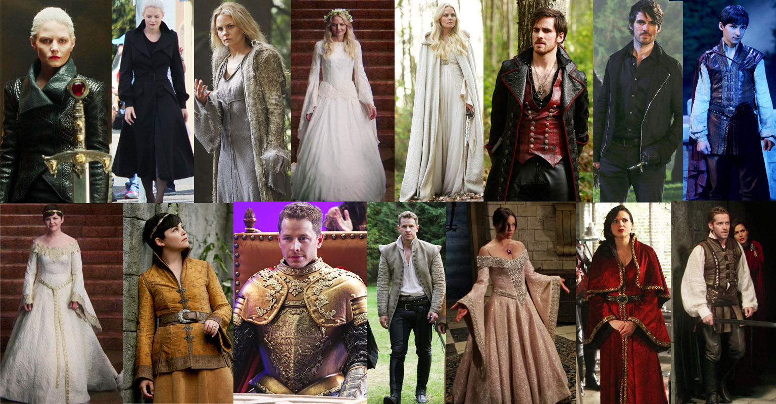 costumes ouat1