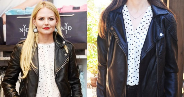 dots and jacket insp