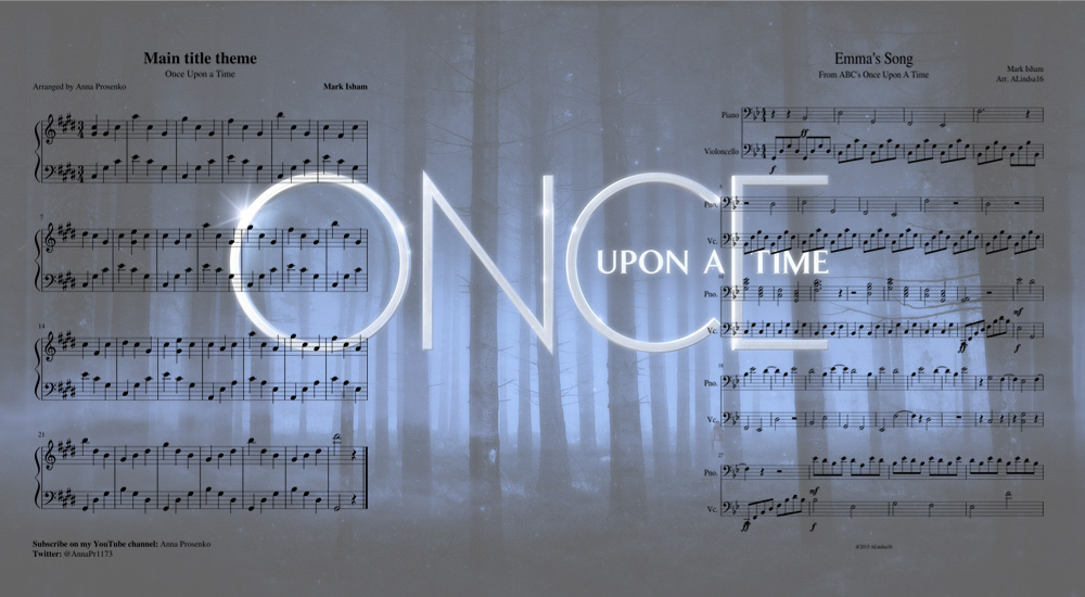 Why I'm Thankful for the Music of Once Upon a Time