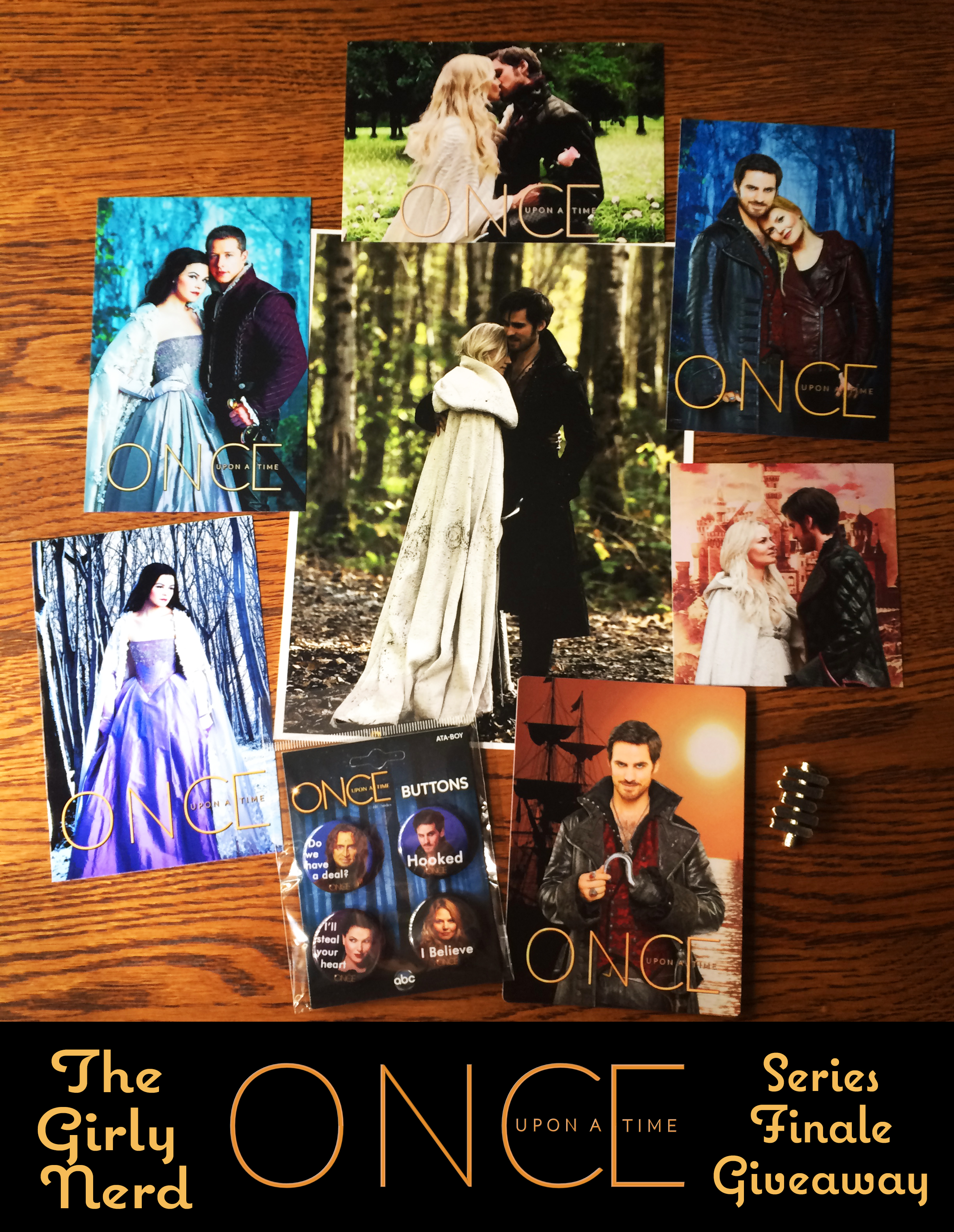 Once Upon a Time: Series Finale Giveaway