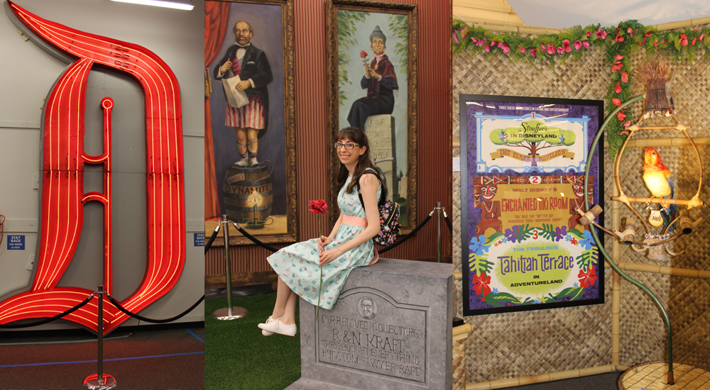 "A Trip to ""That's From Disneyland"" Pop-Up Exhibition and Auction"