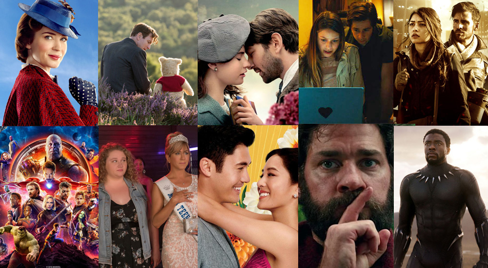 2018 Year in Review: Favorite Films of the Year