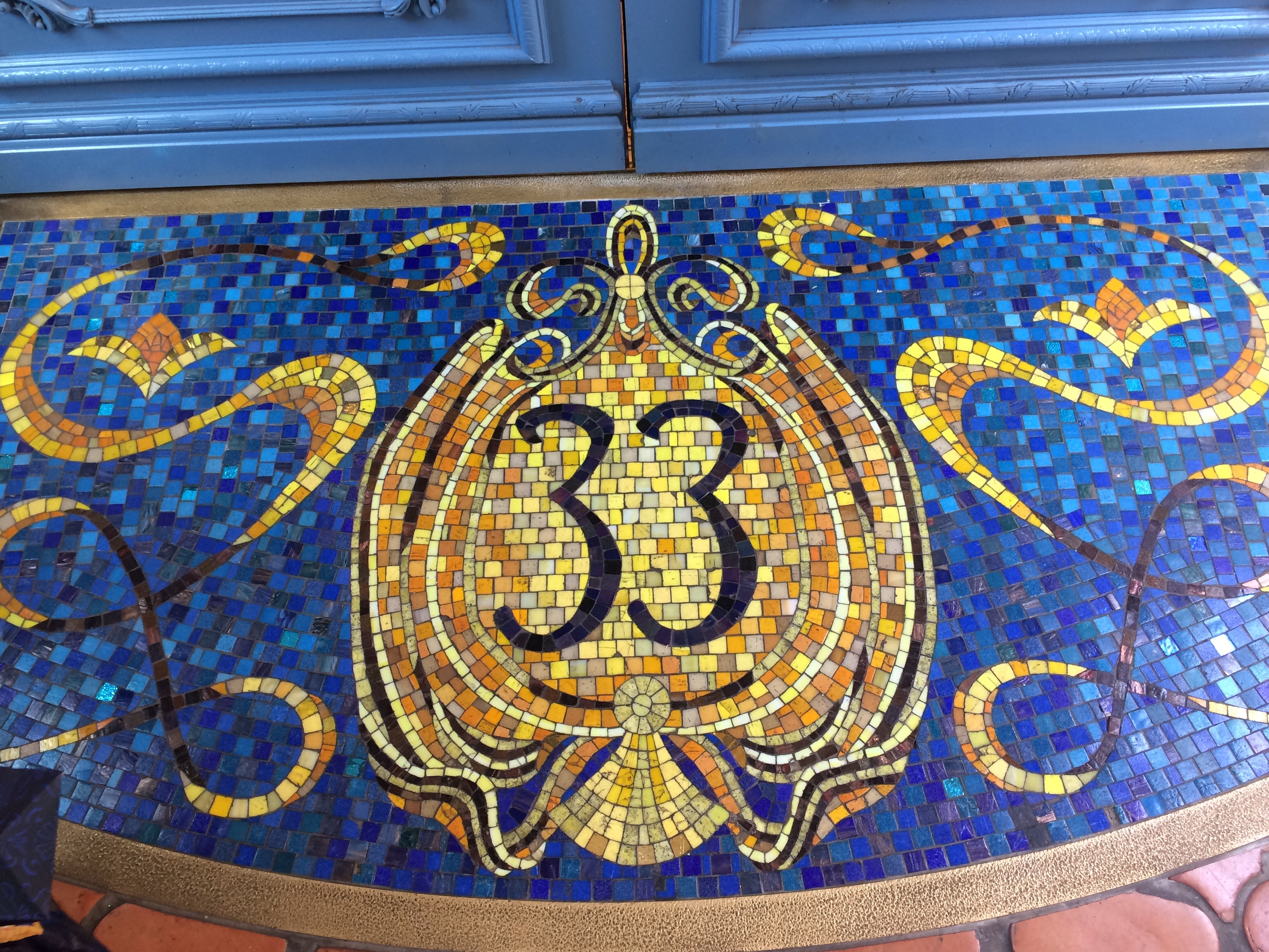 A Visit to Disneyland's Club 33