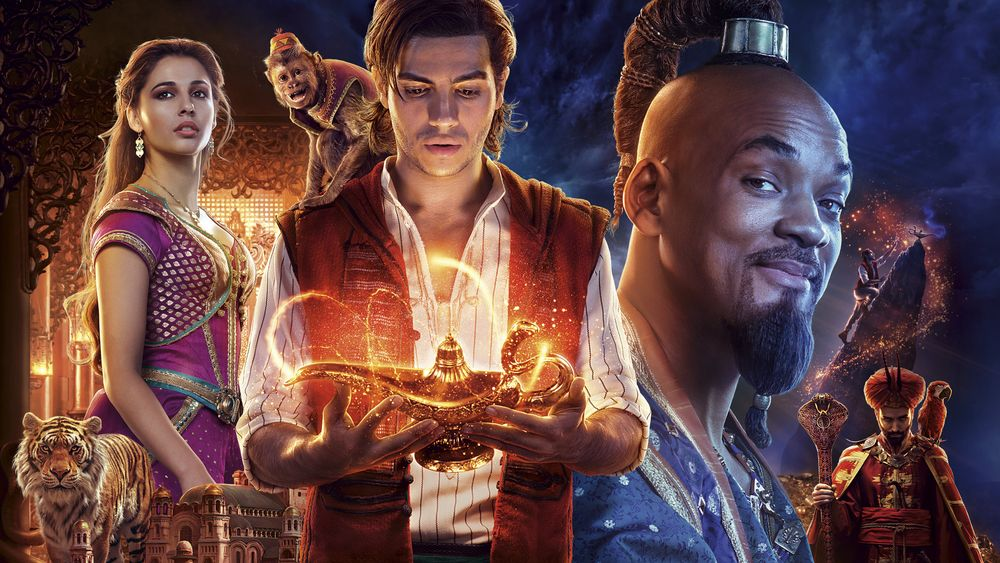 Aladdin (2019) Film Review