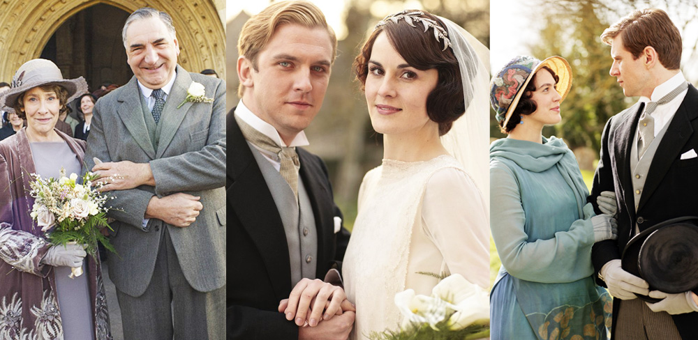 Top 10 Best Downton Abbey Couples