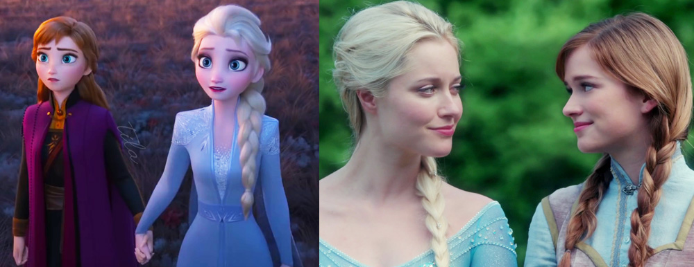 Frozen 2 and Once Upon a Time Connections?