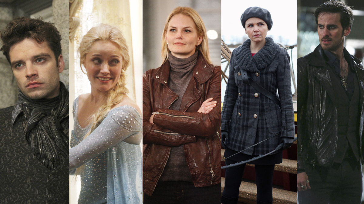 Top 30 Once Upon a Time Characters
