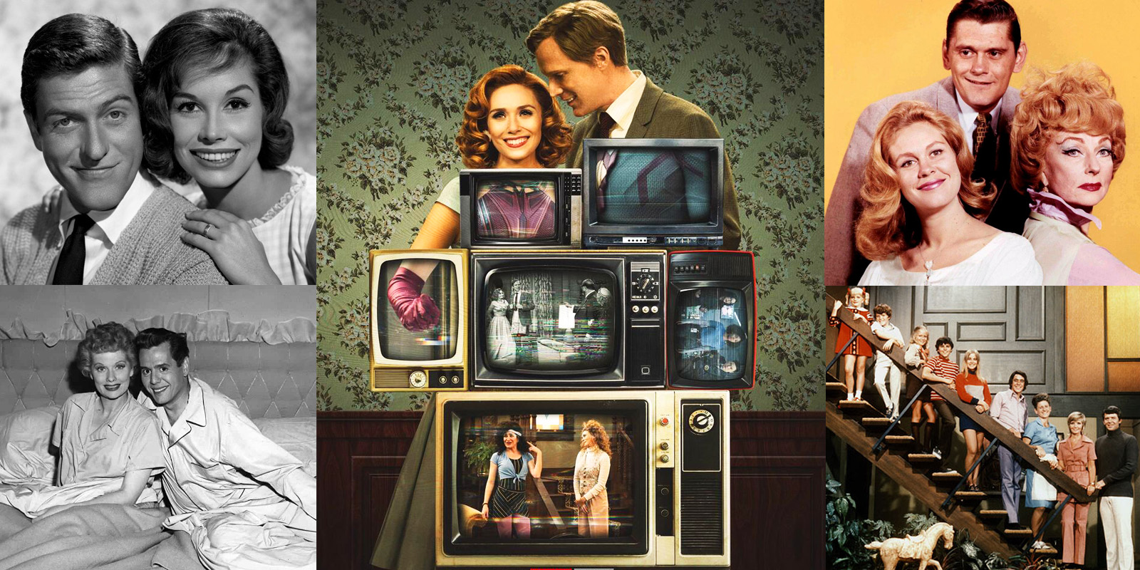 Don't Touch that Dial: The Brilliant TV References in WandaVision